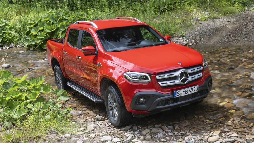 У пикапов Mercedes-Benz – новые проблемы с возможностью опасных последствий