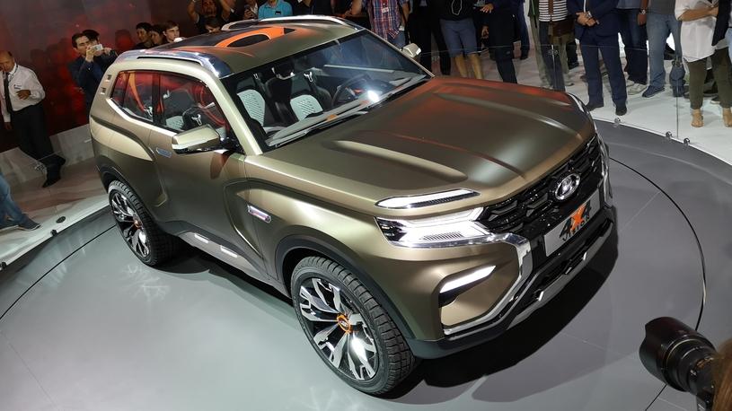 АвтоВАЗ выпустит сразу 8 новых моделей Lada