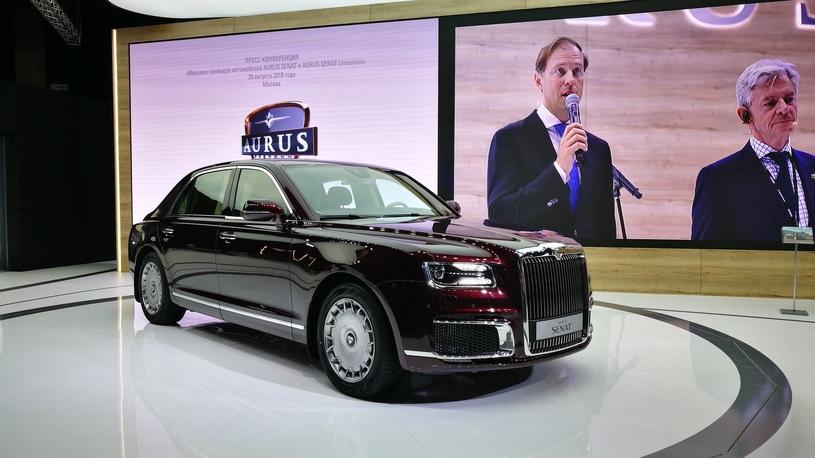 Автомобили Aurus будут собирать в Татарстане (скоро покажут внедорожник!)