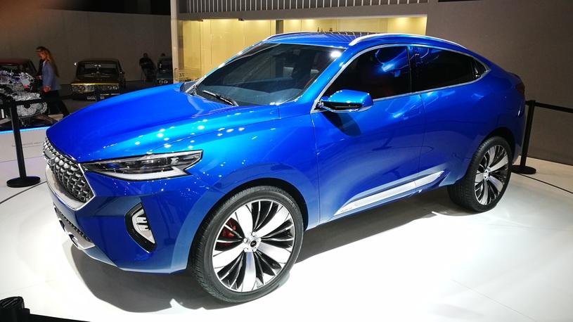 Автомобили Haval в России начнут выпускать раньше, чем ожидалось