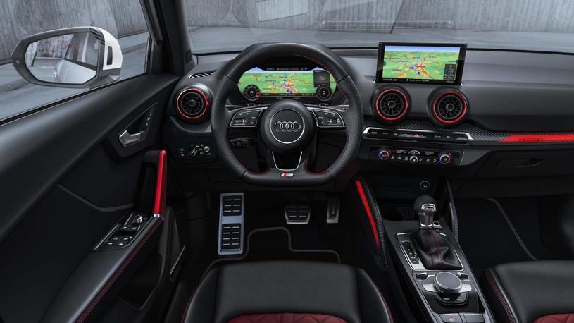 Audi предсказала конец эры автомобильных дисплеев