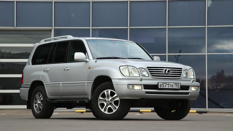 В России нашелся Lexus, проехавший по ней 1 млн километров