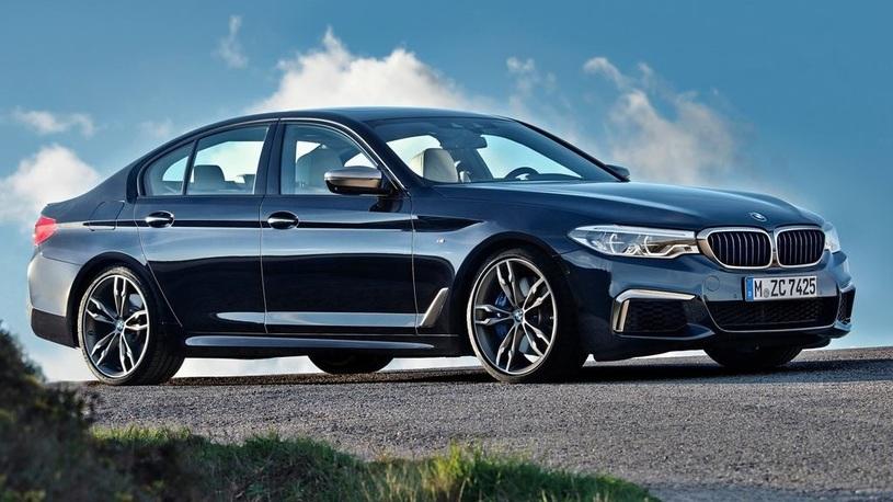 BMW отзывает в России машины, чтобы спасти им двигатель