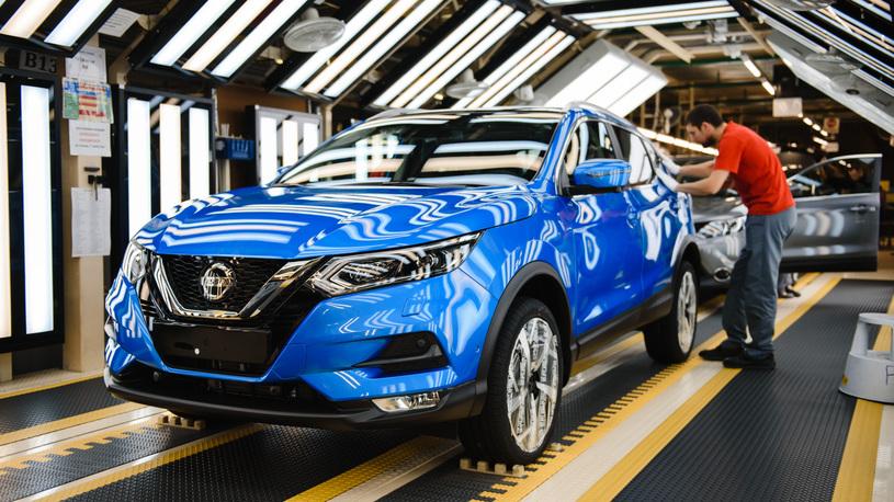 В России начали выпускать обновленный Nissan Qashqai