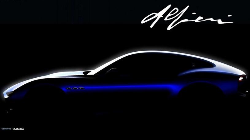 Maserati превратит Alfieri в электрический гиперкар