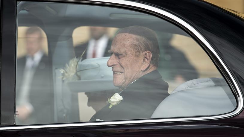 Супруг королевы Елизаветы II стал совершенно