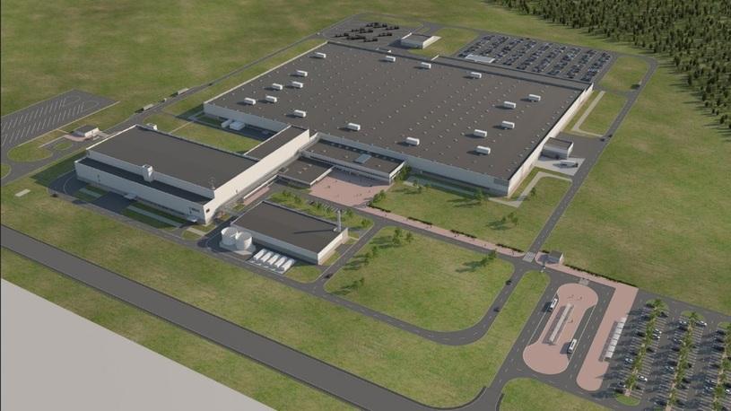 Завод Mercedes-Benz в Подмосковье начнет свою работу уже в апреле