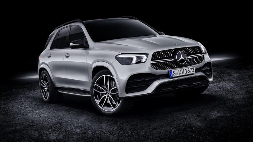 В семействе Mercedes-Benz GLE появилась самая мощная версия