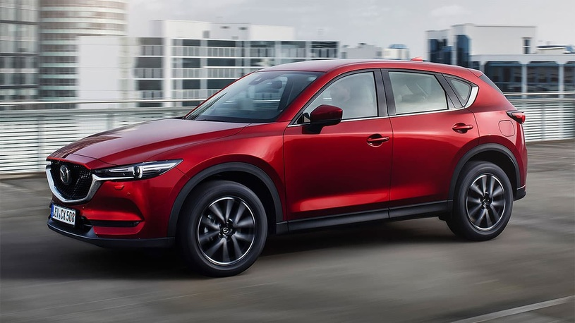 И опять отзыв Mazda CX-5: теперь она не в том ритме подмигивает