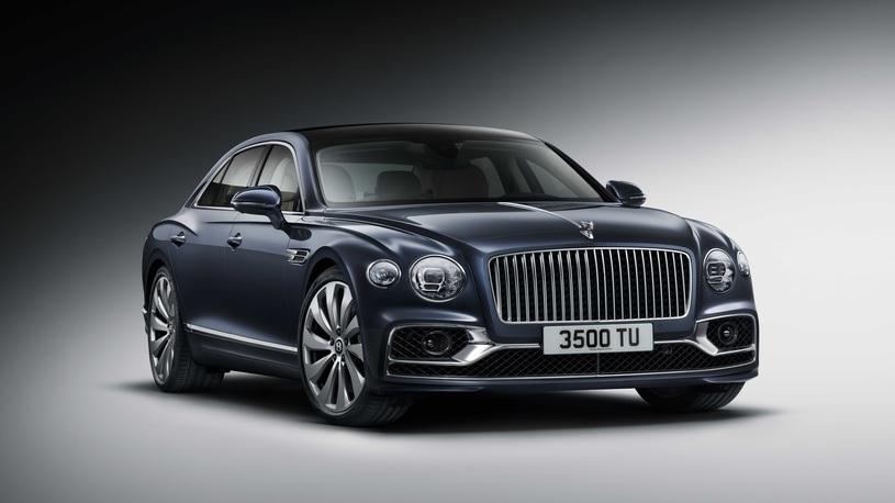 Угроза S-Классу: Bentley представила новый люксовый седан Flying Spur