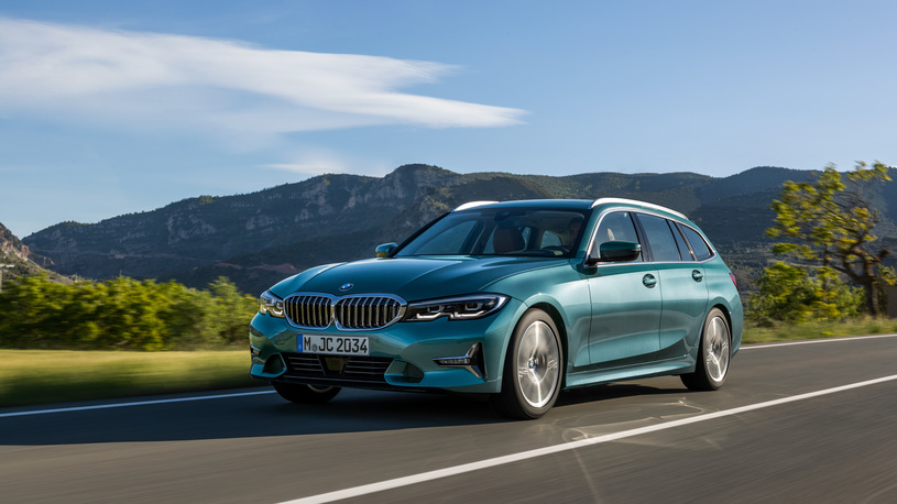 Официально представлен новый универсал BMW 3 Серии