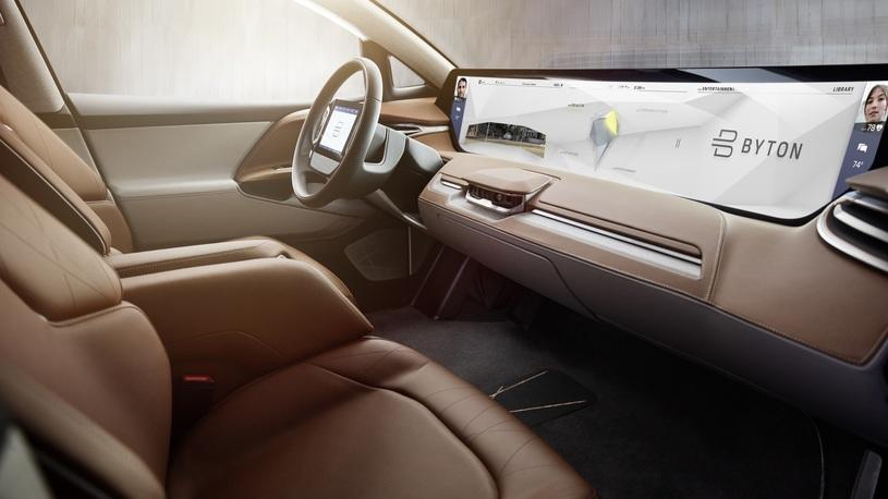 Топ-5 автомобилей с самыми гигантскими LCD-экранами в мире