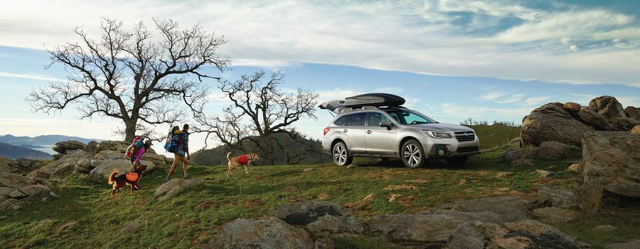 Цены на новый Subaru Outback