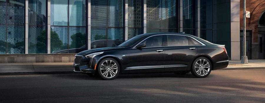 Российские цены Cadillac CT6