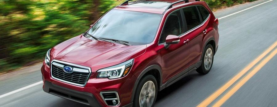 Старт продаж Subaru Forester