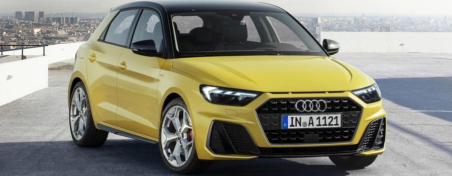 Новый Audi A1