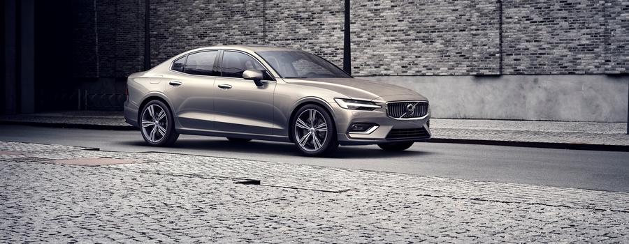 Volvo представила новый S60