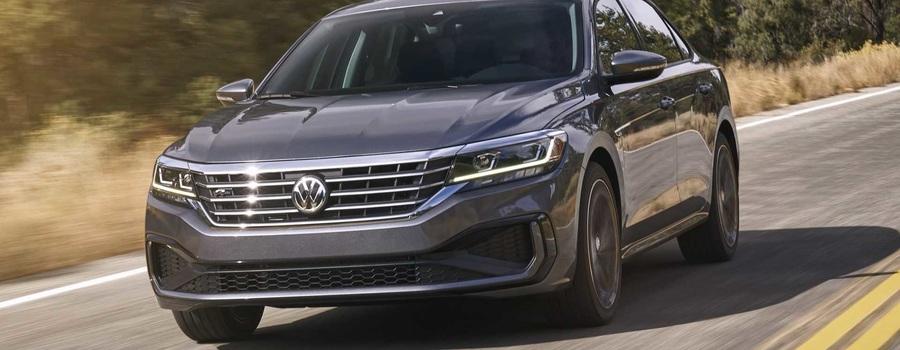 Новый Volkswagen Passat USA