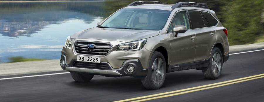Цены на Subaru Outback 2019