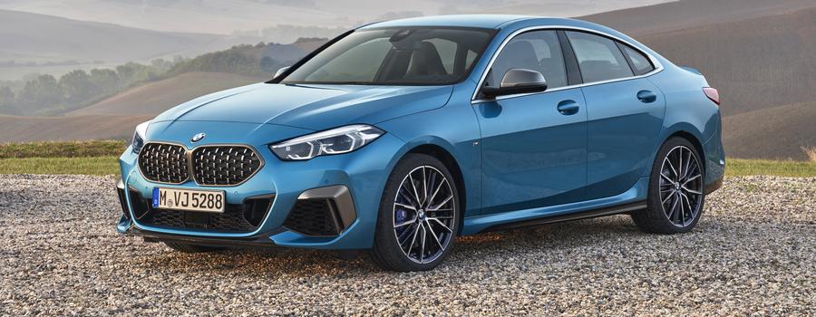 Новый BMW 2 серии Gran Coupe