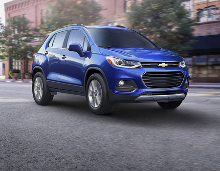 Chevrolet Tracker вернется?