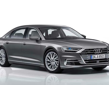 Цены на новую Audi A8