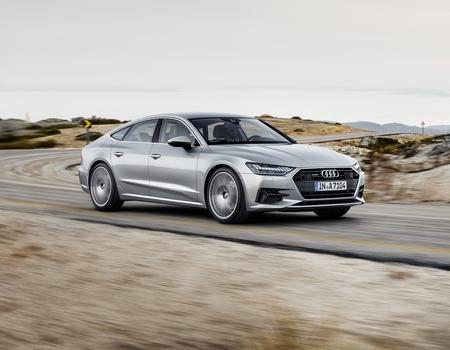 Новый Audi A7 Sportback