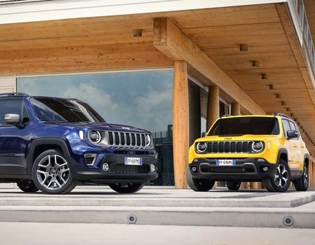 Jeep Renegade обновился