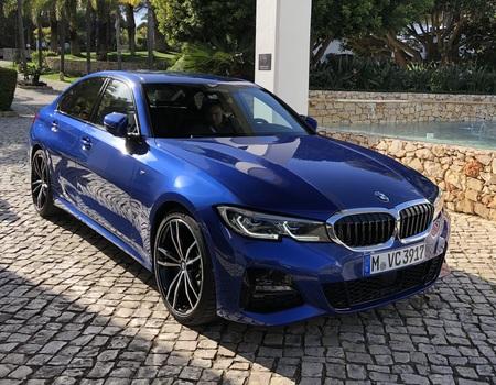 Первый тест BMW 3 Серии G20!