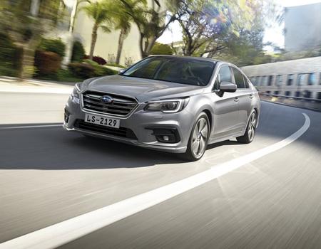 Цены на 2019 Subaru Legacy