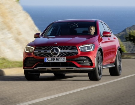 Mercedes-Benz обновил GLC