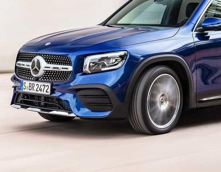 Новый Mercedes-Benz GLB