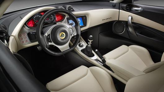 Рассекречены технические характеристики Lotus Evora