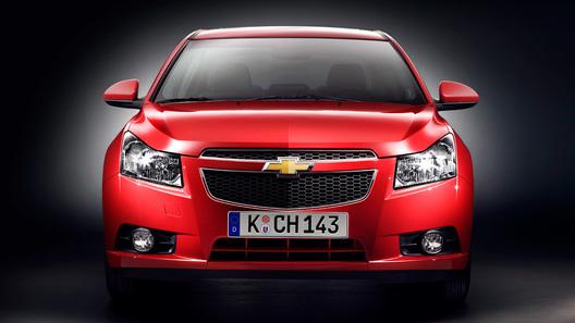 Трансформеры провели российскую премьеру Chevrolet Cruze