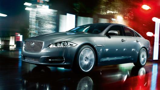 Jaguar представил новое поколение XJ