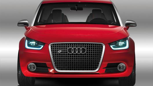 Audi делится информацией об A1