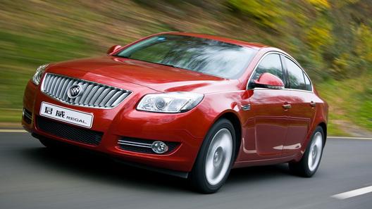 Opel Insignia доберется до США под другим именем