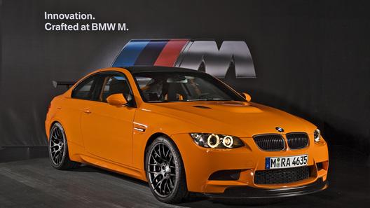 BMW M3 GTS: царь горы от баварского производителя