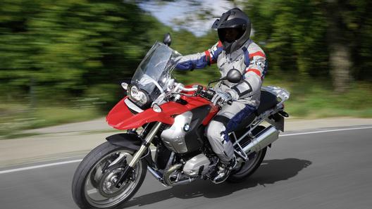 Обновленные R1200GS и R1200RT от BMW