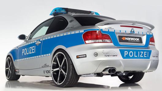 Полицейский BMW 123d Coupe от AC Schnitzer