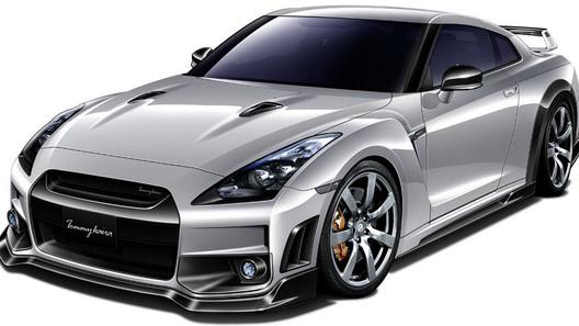 Nissan GT-R от Tommy Kaira: неприкрытая агрессия