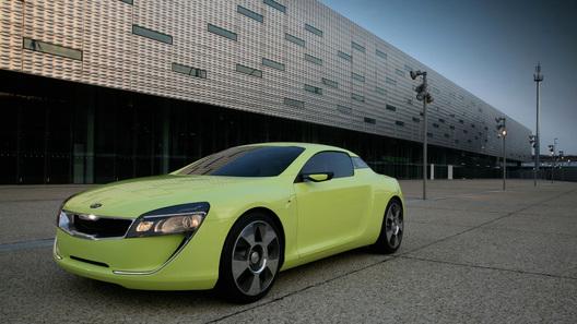 Главный дизайнер Kia рассказал о будущем конкуренте Toyota FT-86