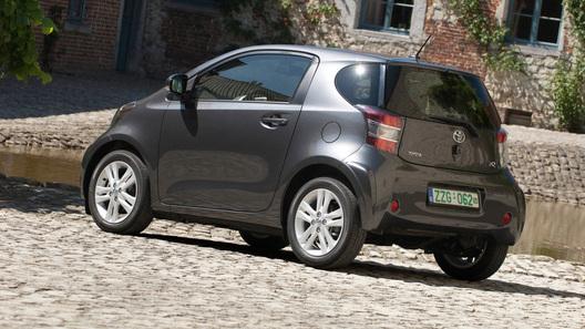 Электрический Toyota iQ будет доступен в 2012 году
