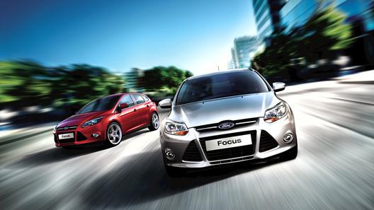Новый Ford Focus: претензии на мировое господство