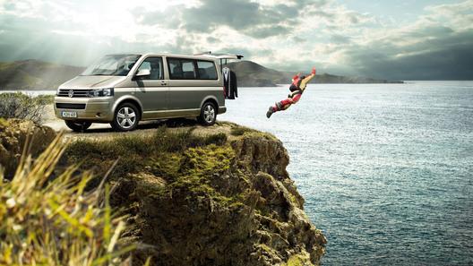 Новая линейка Volkswagen T5 представлена в России