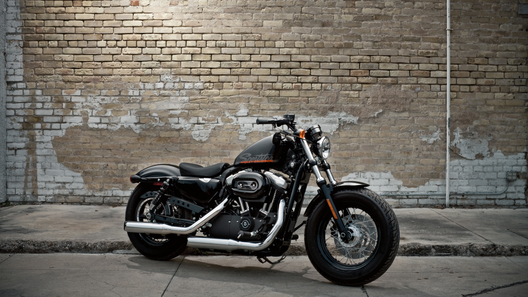 Harley-Davidson Forty-Eight: наследие предков
