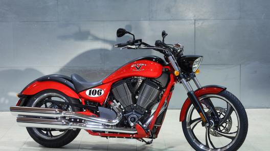 Victory Vegas Limited Edition: самый быстрый мотоцикл бренда за всю историю