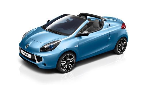 Renault Wind: ветер в машине без крыши