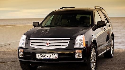 Из-за проблем с мотором General Motors отзывает 547 автомобилей Cadillac SRX