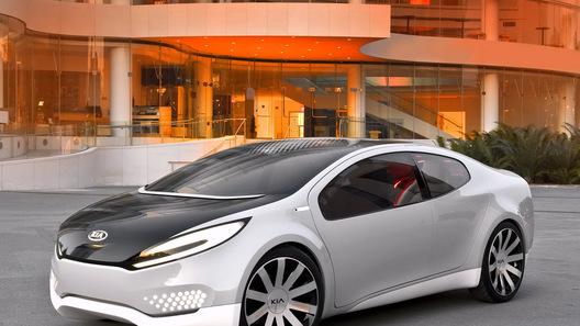 Бензоэлектрический прототип Kia Ray будет расходовать всего лишь 1,2 литра топлива на 100 км пути